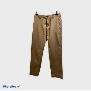 GAP Straight Fit Pants Size 29x30